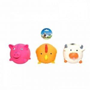 اسباب بازی سگ duvo عروسک لاتکس حیوانات متنوع